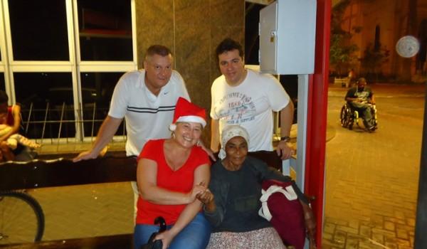 Distribuição de Natal 15/12/2015