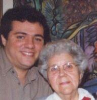 Sra Terezinha e Kleber Torres